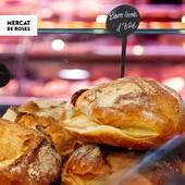 ⠀⠀⠀⠀⠀⠀⠀ 🥖 Bon dia Roses! ⠀⠀⠀⠀⠀⠀⠀ Redescobreix el pa amb els pans que trobareu a la parada CAN CAIRÓ (@cancairoroses). Elaborats amb diferents farines i cereals, aporten a cada peça noves textures i sabors que fan que menjar pa sigui tot un plaer. ⠀⠀⠀⠀⠀⠀⠀ ❤️ Compra local. Inverteix en Roses. ⠀⠀⠀⠀⠀⠀⠀ ⠀⠀⠀⠀⠀⠀⠀ ⠀⠀⠀⠀⠀⠀⠀ ⠀⠀⠀⠀⠀⠀⠀ ⠀⠀⠀⠀⠀⠀⠀ #MercatMunicipal #MercatMunicipalRoses #MercatsdeCatalunya #CompraLocal #FuturiTradicio #apropteu #compraproximitat #alimentaciocat #km0 #foodcostabrava #aRoses #VisitRoses #EmpordaTurisme #qualitat #proximitat #fresc #benestar #salut #confiança #realfood #realfoodies #bakery #pa #pastisseria